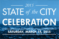 2015 State of the City Celebration